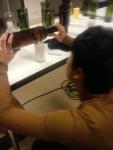 taller vidrio