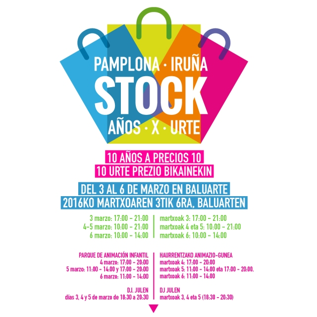 feria stock pamplona 2016